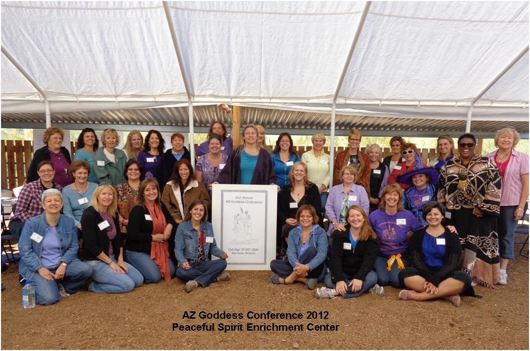 AZ Goddess Conference